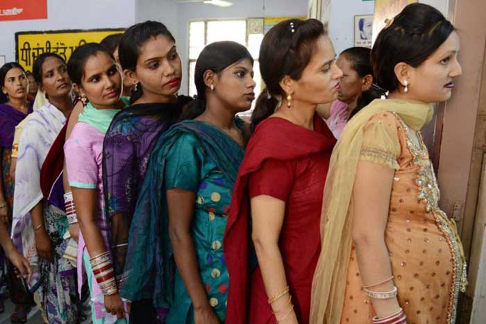 Indian Government Is All concerned For Women and will do monthly mandatory screenings