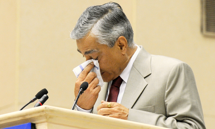 Justice TS Thakur
