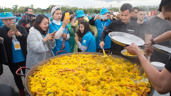 Chinese Big Bonus For Employees, An All Expenses Paid Trip To Spain