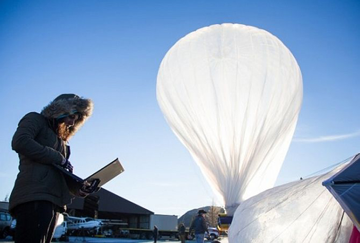 Google May Get Government Nod To Test Internet Balloon