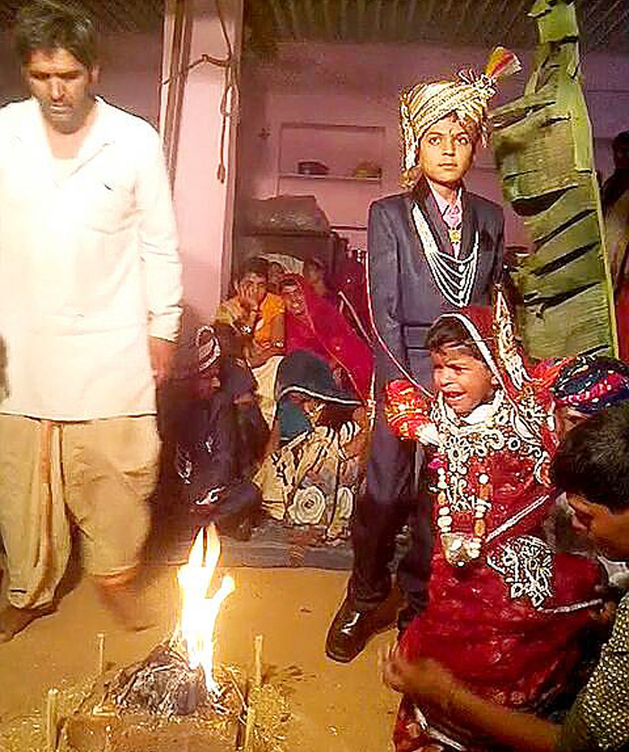 In Karnataka Family Members And Those Attending Child Marriage Could Face Jail, Rs 1 Lakh Fine