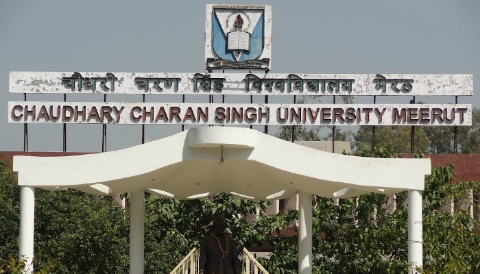 Meerut's CCSU gets notice from Hollywood