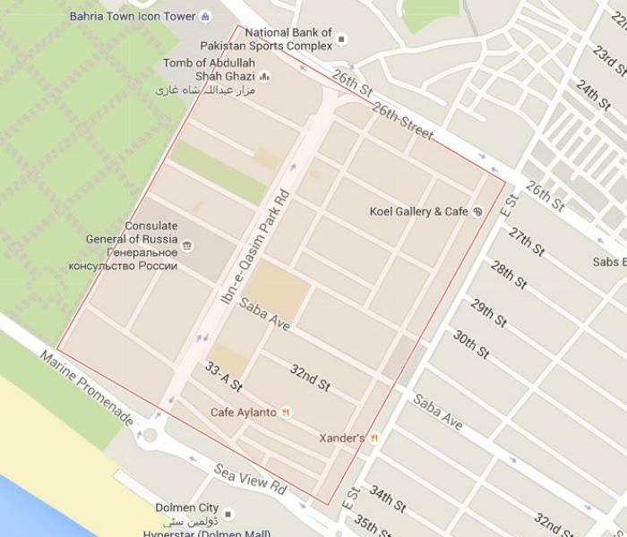 D13, Block 4, Clifton, Karachi: TV sting confirms Dawood