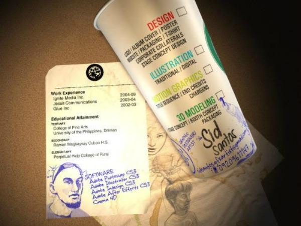 carry mug resume