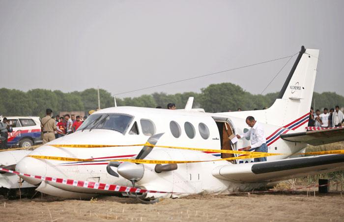 Air Ambulance Crash