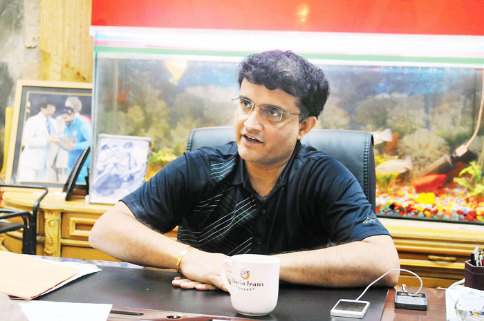 Sourav Ganguly wants county stints for India players