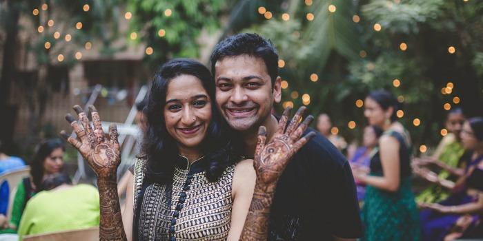 Shasvathi and Karthik
