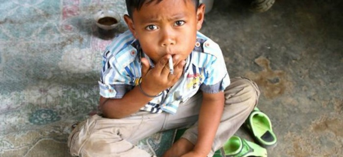 Inducing child to consume tobacco? Get ready to face 7 years