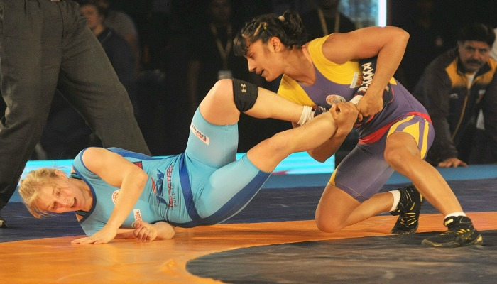 After Vinesh, another Indian overweight wrestler disqualified