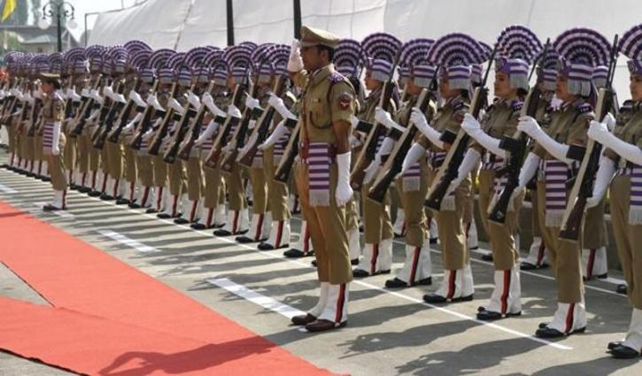 women officers J&K 2