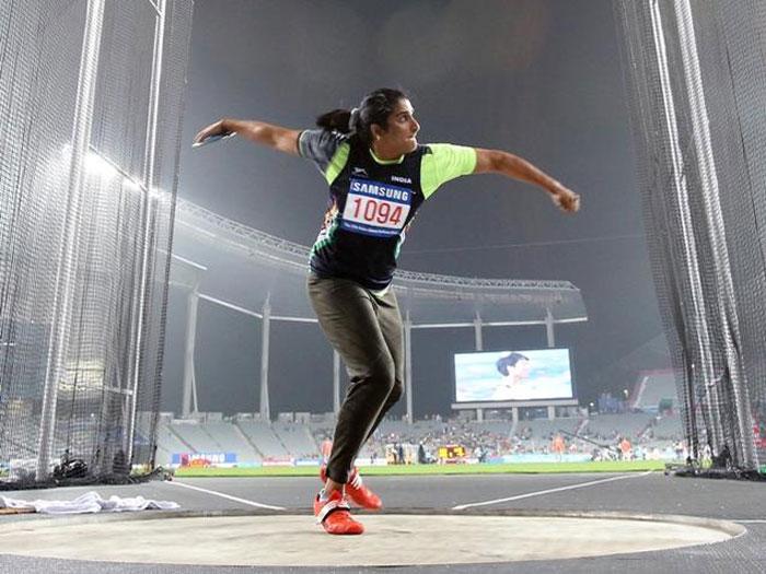 Discus Thrower Seema Punia Qualifies For Rio Olympics
