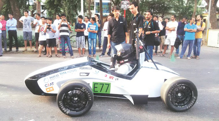 Electric Car Created By IITians Revs Up To Compete With International Models