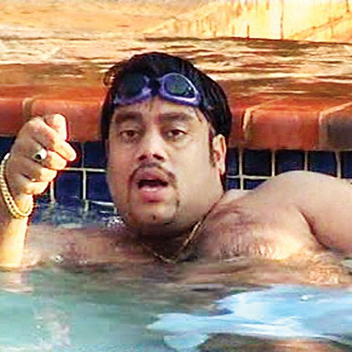Gangster Ravi Pujari