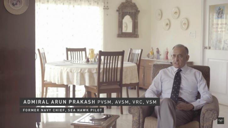 Admiral Arun Prakash