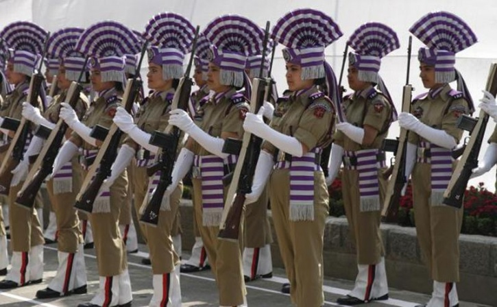 women officers J&K