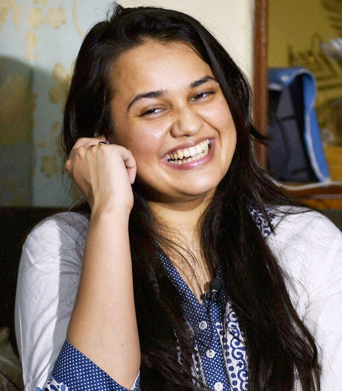 IAS Topper Tina Dabi Wants To Be A Role Model For Girls Across India