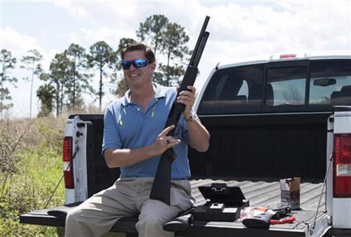 Smart Gun A Wrong Person Can't Fire