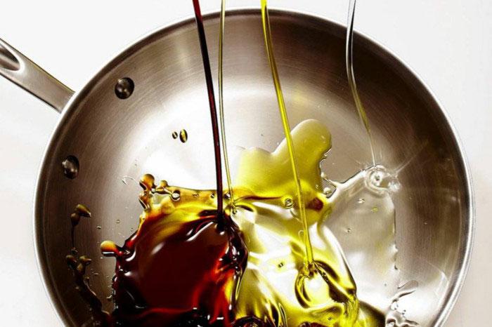 Reusing oil
