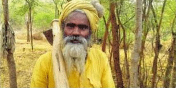 48 year old Bhaiyalal green crusader has helped plant 30,000 trees in Chitrakoot of Bundelkhand region in Uttar Pradesh. He undertook this feat after his wife died of labour, and his only son died at a tender age of seven and he lost all interest in life.