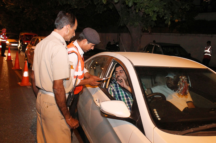 Caught Drunk Driving In Hyderabad, You Might Lose Your Job