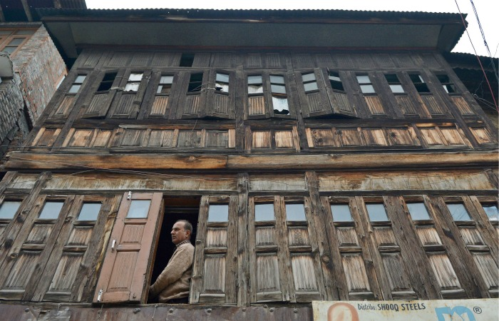 This Rs 1,600 Crore Settlement UPA Built For Kashmiri Pandits Is Now A Ghost Town