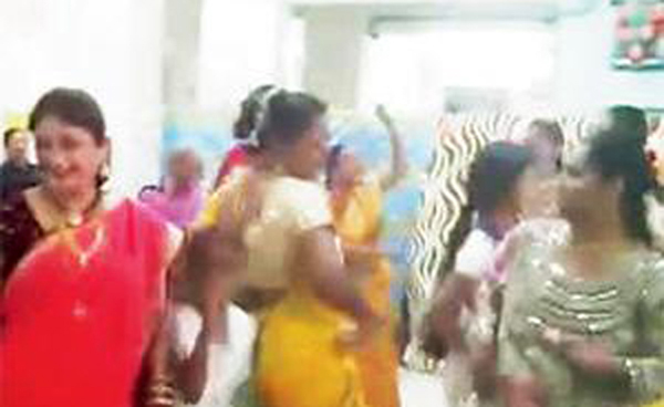 In A Mumbai Hospital Doctor, Staff Turned Away Patients As They Were Busy Dancing