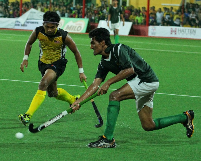 Pakistan hockey in human trafficking row