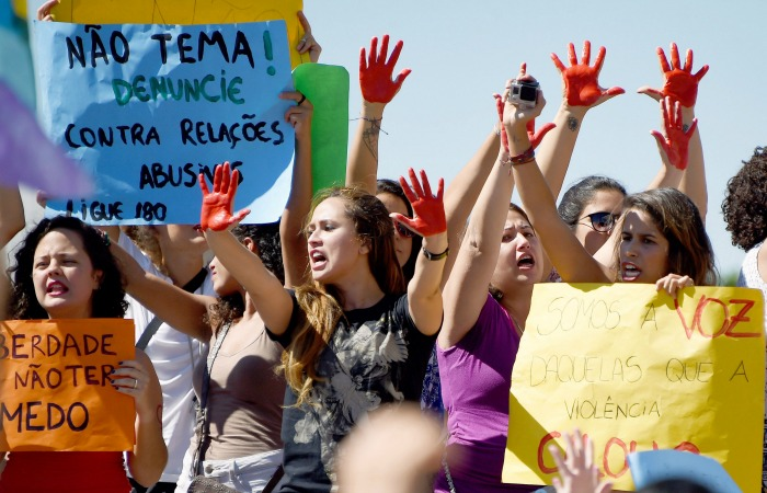 Inspired By 'Nirbhaya' Protests, Brazilians Take To Streets