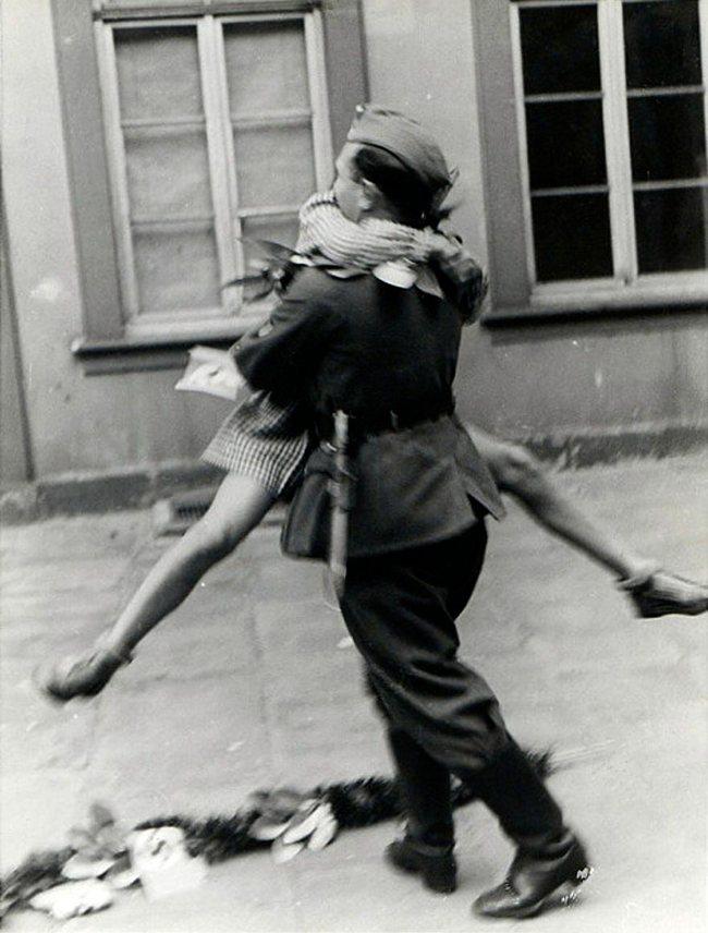 war couple