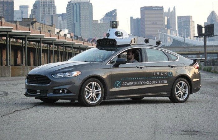 Uber Joins Self-Driving Car Bandwagon, Unveils First Model