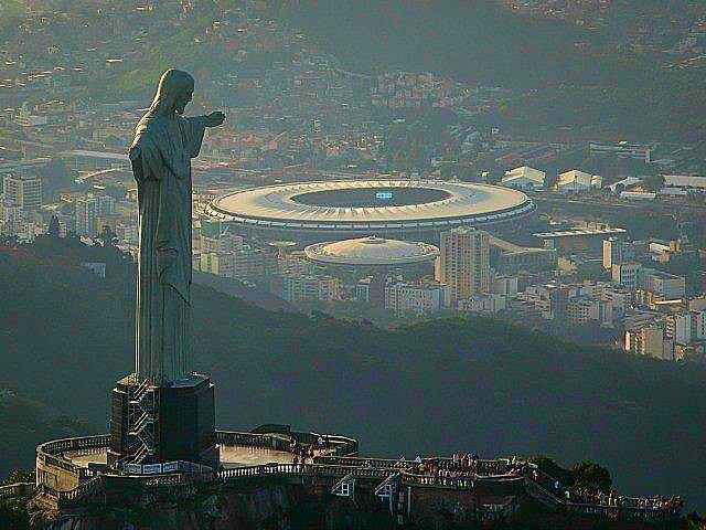 rio famous statue