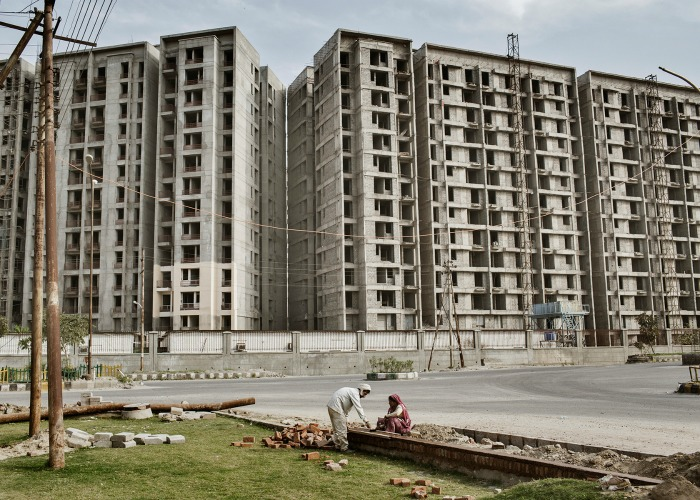 Modi Promised Housing For All By 2022, But 2 Lakh+ Houses Built For Poor Are Lying Vacant!