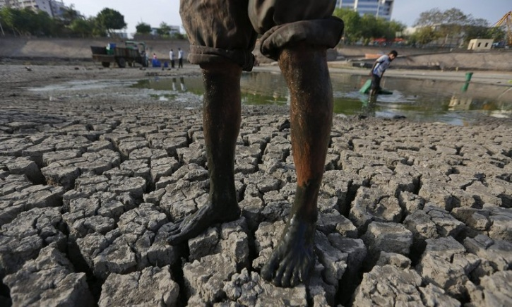 Water shortage MP