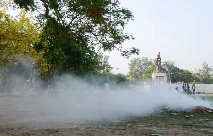 Environment Ministry Set To Aggressively Punish Anyone Who Destroys India