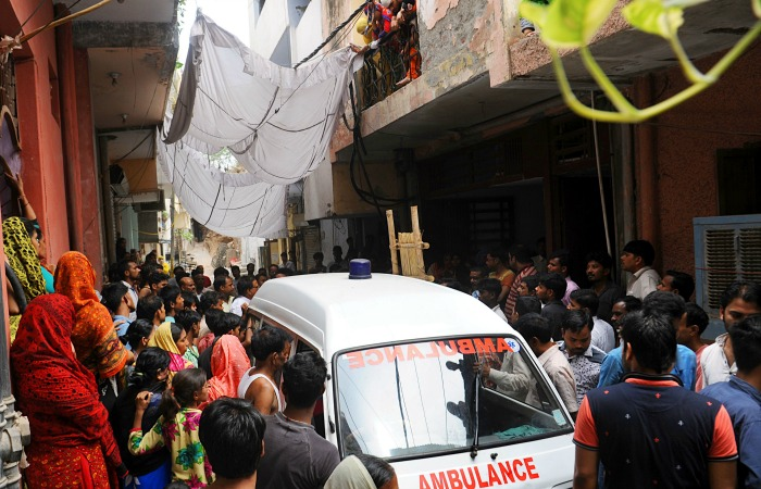 Delhi Youth Dies After Being Electrocuted From His Laptop While Working On It