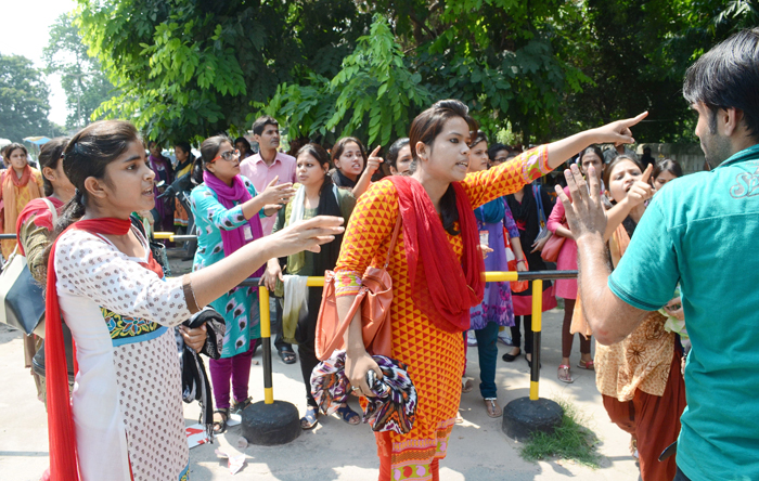 Four In Every Five Indian Women Have Faced Harassment Or Violence In Public