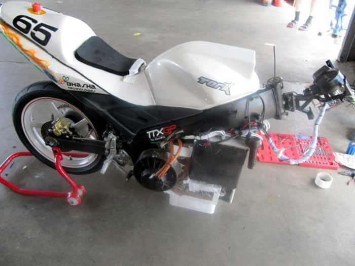 Tork Motorcycles