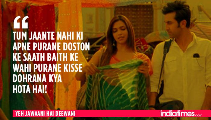 Jawaani deewani dialogues by deepika hai yeh Best of