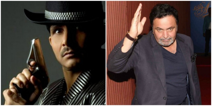 Rishi Kapoor and KRK