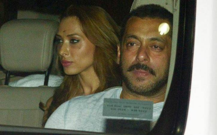 Salman Khan and Lulia