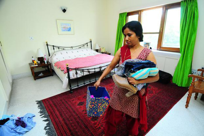 Woman Fashion Designer From Hyderabad Trapped In Gulf Appeals To Government For Her Rescue