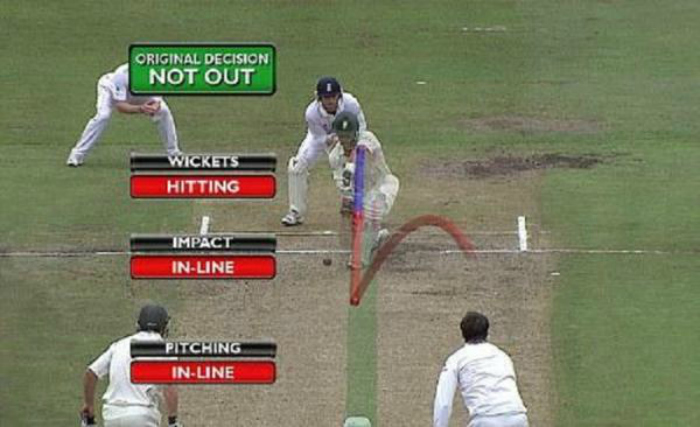 Replay of DRS