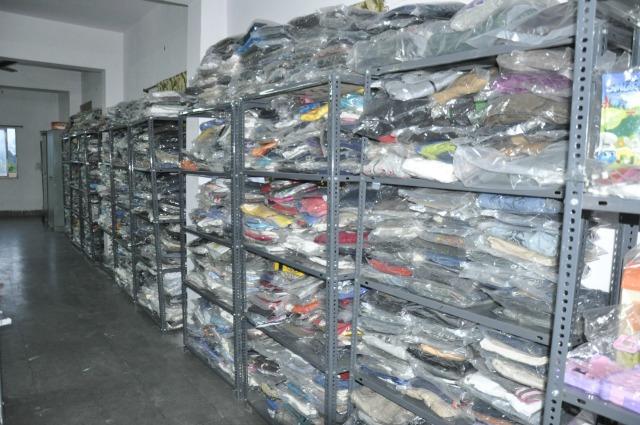 Clothes Bank