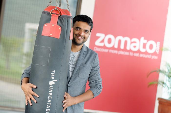 Deepinder Goyal, Founder & CEO,Zomato.com