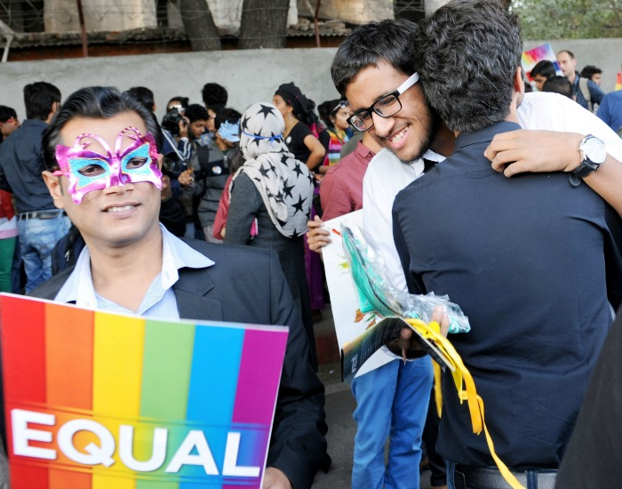 Here's A Look At The Struggle Of The LGBT Community In India