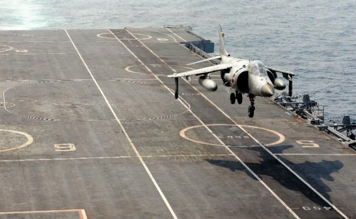 Indian Navy Sea Harrier