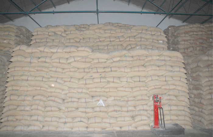 FCI let so much of grain rot in its 1,889 godowns even as food prices across the country suffered huge inflation!