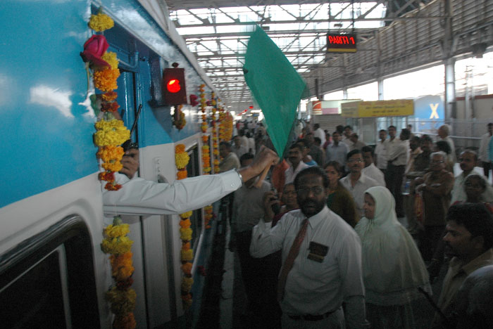 First Passenger Train Has Left The Station From Tripura, Better Days Ahead