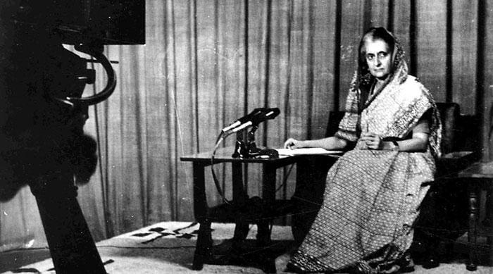 Prime Minister of India Indira Gandhi