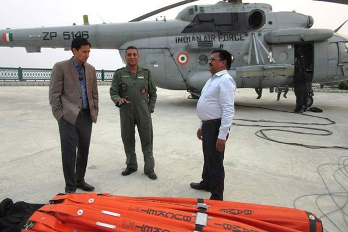 Army, IAF Called In To Fight U
